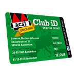 ACSI Club ID